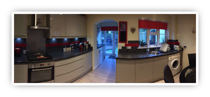 Kitchen Fitting in Louth